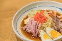 cold ramen Stock Images