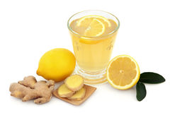 Cold Remedy Drink Royalty Free Stock Photo