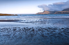 Cold sea, Iceland Royalty Free Stock Images