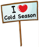 Cold season Stock Images