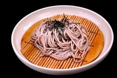 Cold Soba Royalty Free Stock Photography
