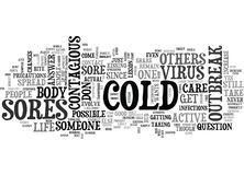 Are Cold Sores Contagious You Bet Word Cloud. ARE COLD SORES CONTAGIOUS YOU BET TEXT WORD CLOUD CONCEPT Royalty Free Stock Photo