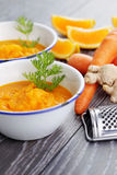 Cold soup Stock Images