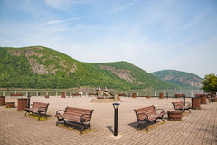 Cold Spring on the Hudson Stock Photos