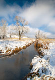 Cold stream Royalty Free Stock Photography