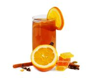 Cold tea Royalty Free Stock Images