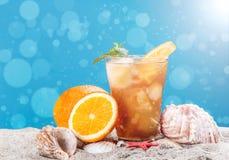 Cold tea Stock Image
