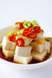 Cold Tofu Stock Image