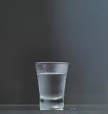 Cold vodka glass Stock Photos