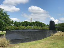 Cold War Monument, Patriot`s Point, MP, SC. Stock Images