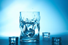 Cold water Royalty Free Stock Photography