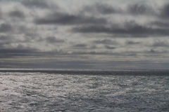 Cold waves of the Arctic ocean Stock Images