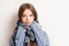 Cold weather coming. Royalty Free Stock Photos