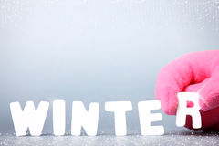 Cold winter time Stock Photo