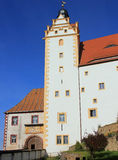 Colditz castle main gate Stock Photography