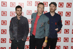 Coldplay lizenzfreie stockfotos