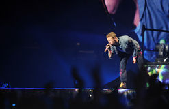 Coldplay 免版税库存图片