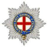 Coldstream Guards Emblem Royalty Free Stock Image