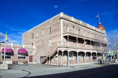 Coldwater Hotel in Merritt BC Canada Royalty Free Stock Image