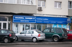 Coldwell Banker branch Stock Photo