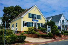 Coldwell Banker, Commercial Street, Provincetown,  Royalty Free Stock Photography