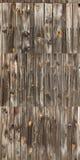 Coleção alaranjada de madeira cinzenta dos knotholes Fotografia de Stock