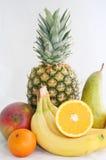 Coleção da fruta nutritious imagem de stock