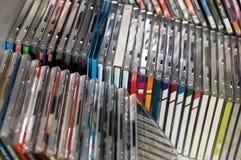 Coleção da música Foto de Stock