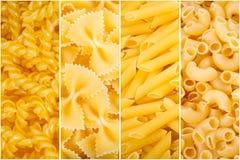 Coleção da massa Fotografia de Stock