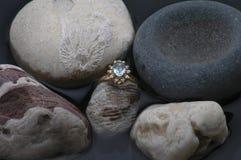 Coleção da rocha Fotos de Stock Royalty Free