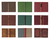 Coleção das capas do livro foto de stock royalty free