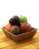 Coleção das frutas Fotos de Stock Royalty Free