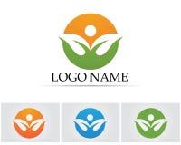Coleção de ícones dos povos no círculo - Vector a comunidade, empresa, estrela, incorporada, Foto de Stock