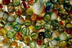 Coleção de mármore Fotografia de Stock Royalty Free