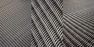 Coleção de vime da textura (3 em 1) Imagens de Stock