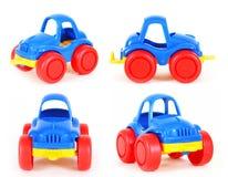 Coleção do brinquedo Fotografia de Stock