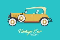 Coleção do carro do vintage Imagem de Stock
