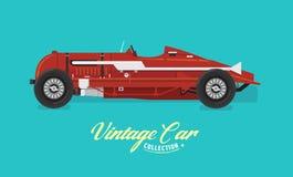 Coleção do carro do vintage Fotos de Stock Royalty Free
