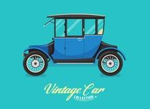 Coleção do carro do vintage Imagem de Stock Royalty Free