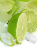 Coleção do cocktail - Caipirinha Foto de Stock Royalty Free