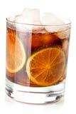 Coleção do cocktail do álcool - Cuba Libre Fotografia de Stock