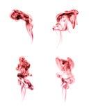Coleção do fumo ilustração do vetor