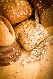 Coleção do pão cozido Foto de Stock