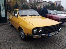 Coleção dos carros foto de stock