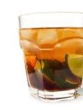Coleção dos cocktail - Caipifruta Imagens de Stock