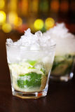 Coleção dos cocktail - Caipirinha Fotografia de Stock