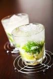 Coleção dos cocktail - Caipirinha Imagem de Stock