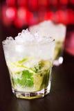 Coleção dos cocktail - Caipirinha Fotos de Stock Royalty Free