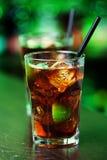Coleção dos cocktail - Cuba Libre Fotos de Stock