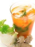 Coleção dos cocktail - Ginger Splice Imagens de Stock